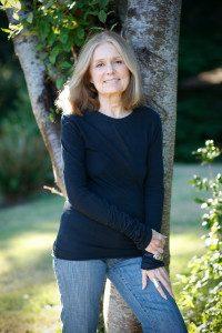 Gloria Steinem in San Miguel de Allende
