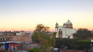 San Miguel Dawn