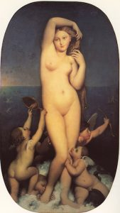 Venus-Ingres_Venere_Anadiomene